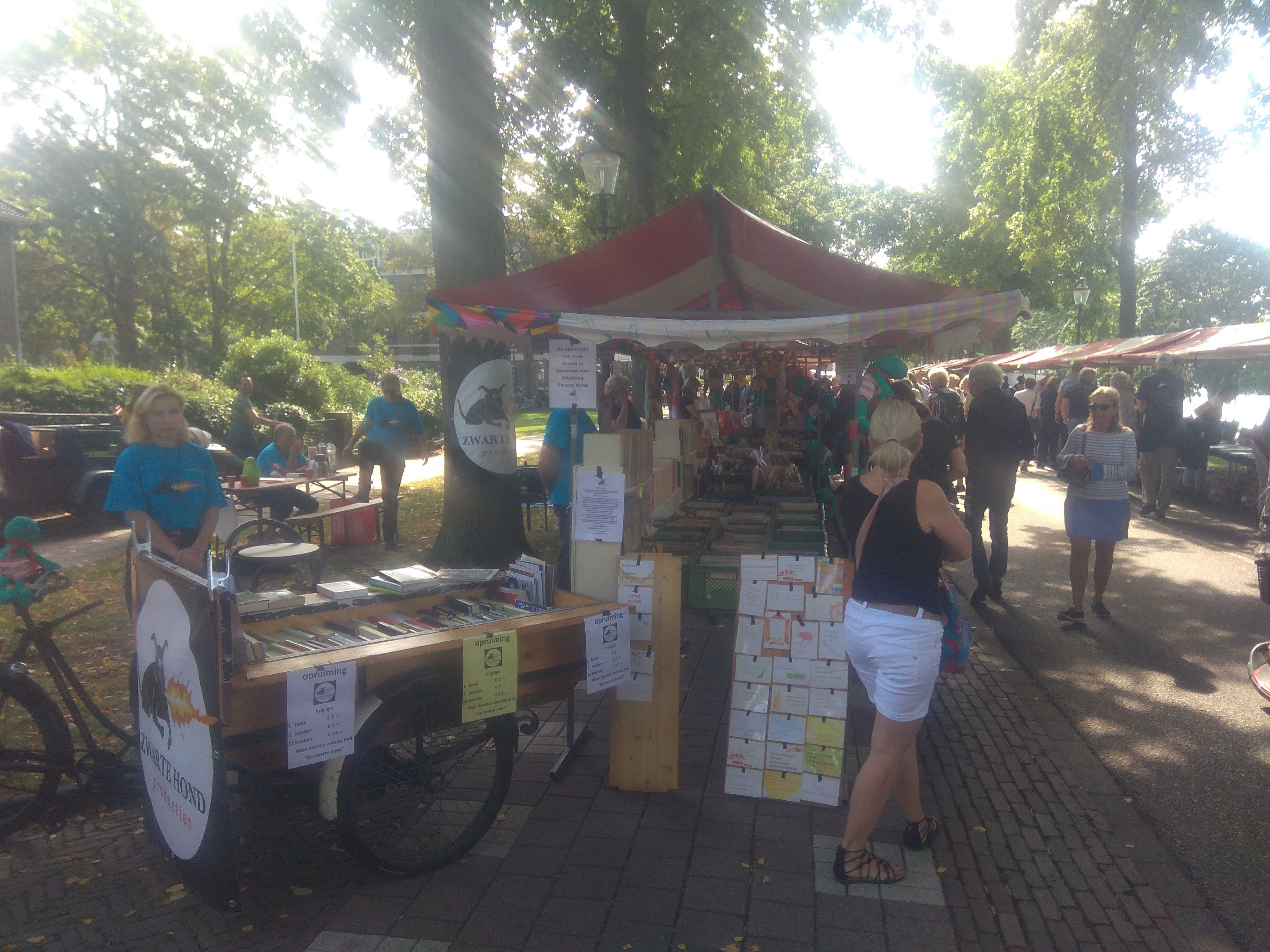 Deventer Boekenmarkt 2019